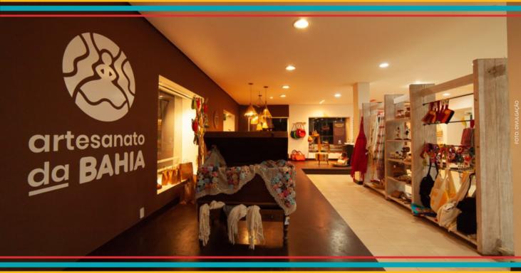 Centro de Comercialização Artesanato da Bahia