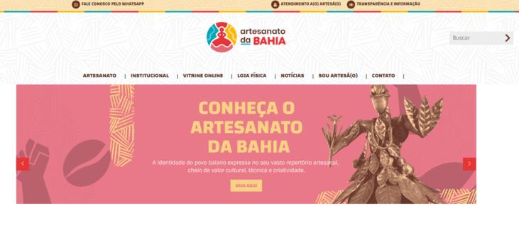 Portal Artesanato da Bahia