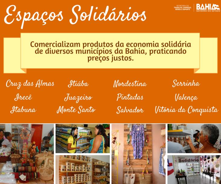 Espaços Solidários