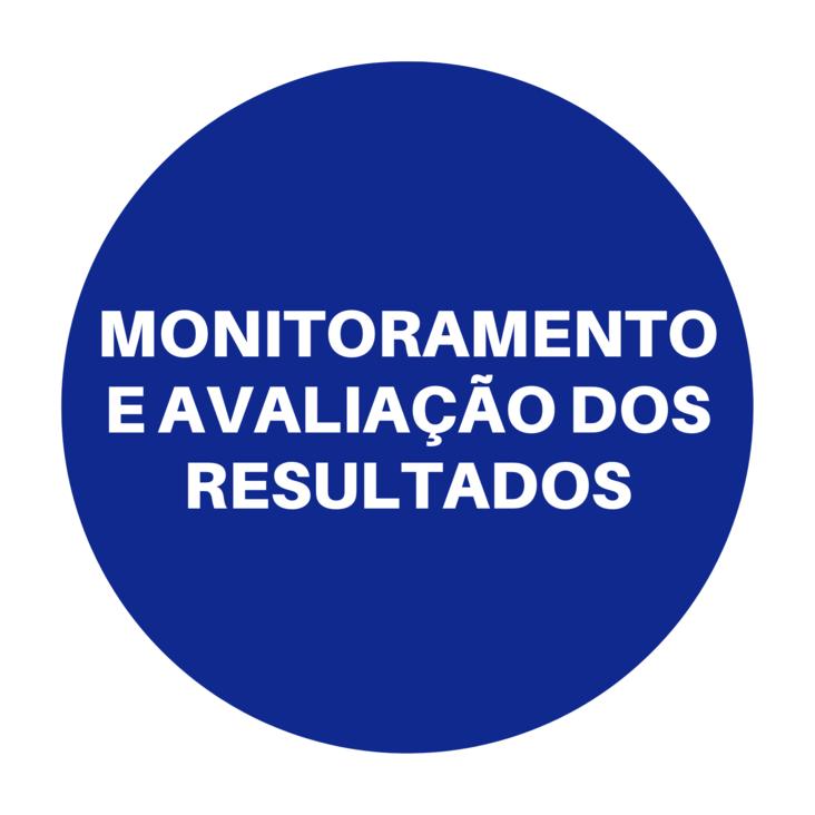Monitoramento e avaliação de resultados