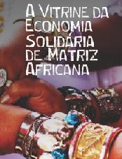 Livro - A vitrine da Economia Solidária de matriz africana