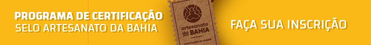 Selo Artesanato da Bahia
