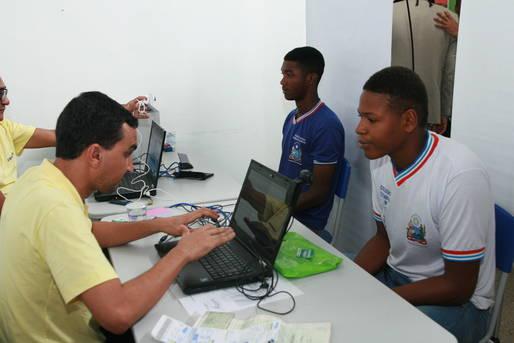 Evento contou com a participação da Secretaria do Trabalho, Emprego, Renda e Esporte.