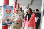 Secretária visita Colégio da Polícia Militar em Salvador