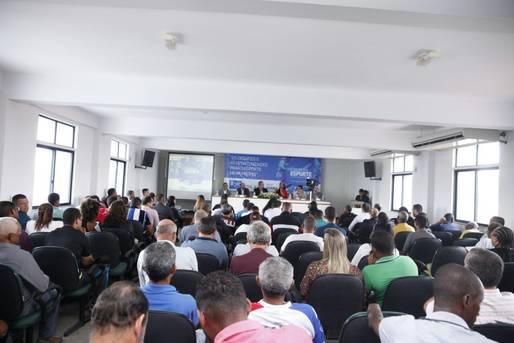 São Sebastião do Passé realiza I Fórum Municipal do Esporte