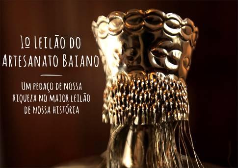 O Leilão acontece dia 28 de setembro, no Edf. Mundo Plaza, em Salvador.