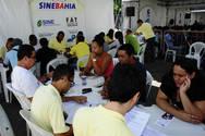 Ação do SineBahia Móvel encaminha 220 candidatos a vaga de emprego