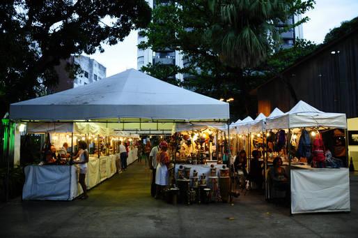 Feira de Artesanato da Bahia é alternativa para compras de Natal