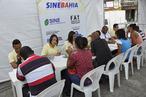 SineBahia coloca 6.073 trabalhadores no mercado de trabalho no mê...