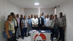 União Geral dos Trabalhadores recebe visita do Secretário do Trab...