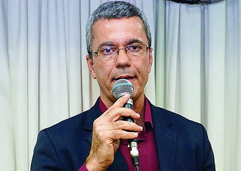 Vicente Neto assumiu a vice-presidência da Região Nordeste, para mandato de um ano.