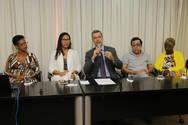 Governo do Estado certifica participantes do projeto de Combate ao Racismo Institucional na RMS