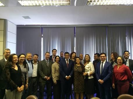 Davidson Magalhães é eleito presidente do Fórum Nacional de Secretarias Estaduais do Trabalho