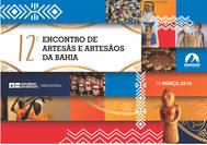 Setre promove 12º Encontro de Artesãs e Artesãos da Bahia