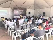 Extremo sul recebe seminário e feira da economia solidária