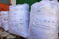 Governo distribui mais 100 mil máscaras produzidas por costureiras que estavam sem renda