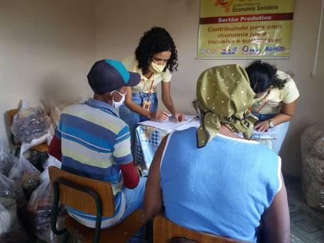 Projeto promove geração de renda e segurança alimentar