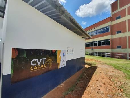 Região sul da Bahia ganha Centro Vocacional Tecnológico do Cacau