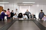 Governo assina contrato para implantação de Centros Públicos de Economia Solidária