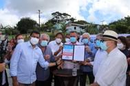 Governo assina ordem de serviço para requalificação da Vila Olímpica em Itabuna
