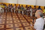 Projeto Quilombola de Nilo Pe�anha recebe visita do titular da Setre
