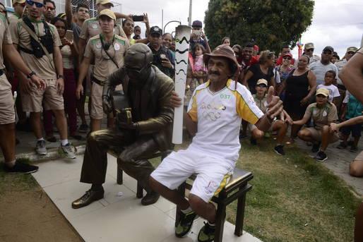 Amanh�, dia 26,o munic�pio de Paulo Afonso encerra o percurso da tocha na Bahia.