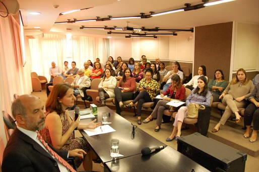 Secretaria reuniu gestores/coordenadores para otimizar as a��es visando o aquecimento do mercado de trabalho.