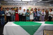 Homenagens marcam os 10 anos da Unicafes