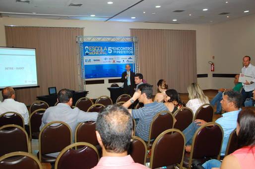 Realizado pela União dos Municípios da Bahia – UPB, o evento reúne prefeitos eleitos e reeleitos.
