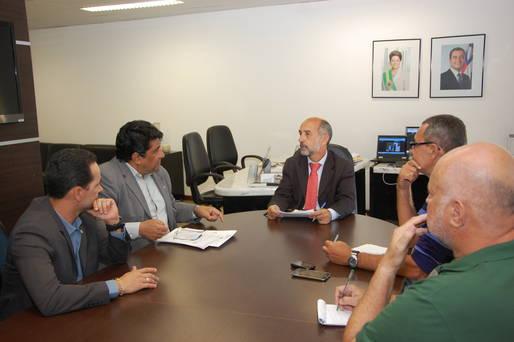Presidente da Federação Bahiana de Futebol, Ednaldo Rodrigues falou do programa para o fortalecimento dos clubes.
