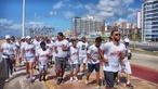 Caminhada reúne servidores da Setre e PGE